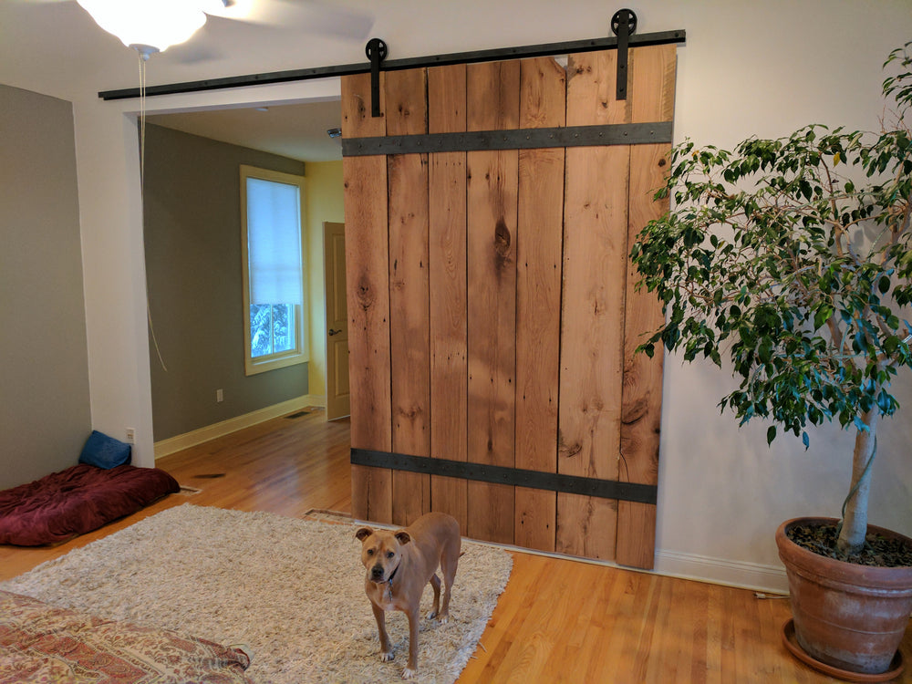 My Bedroom Barn Door