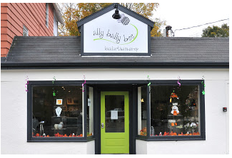 RusticWares in Ally Bally Bee