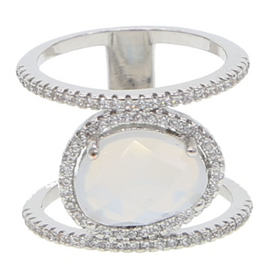 JT- Moonstone Ring