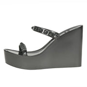 Tonino Wedge Metallic Jelly