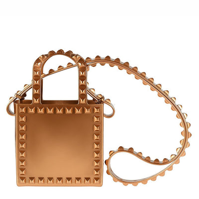 Alice Mini Jelly Metallic bag
