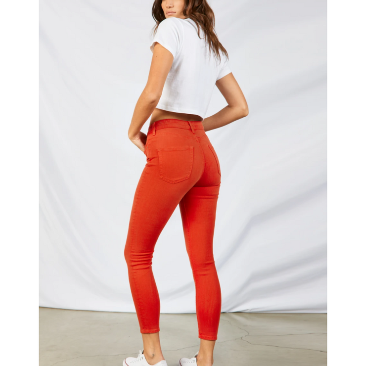Giselle Ankle Flame Jeans