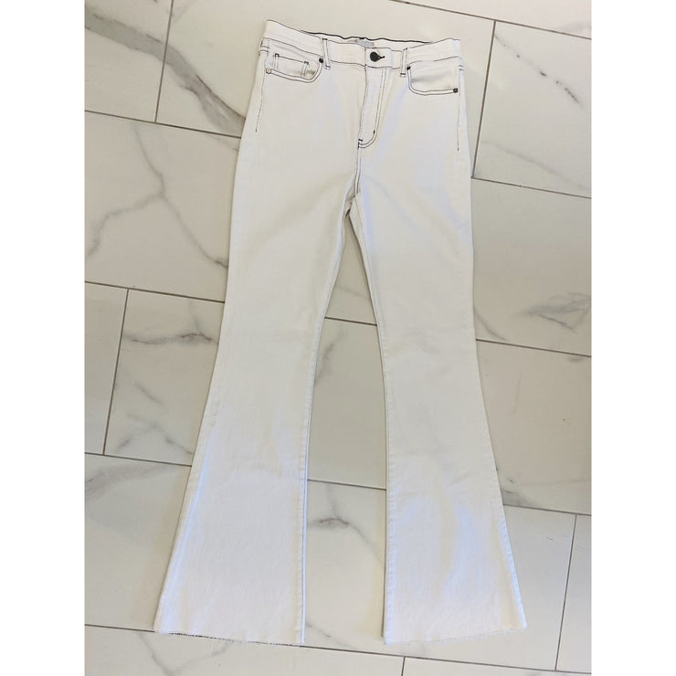 Nina High Rise Bell Bottoms
