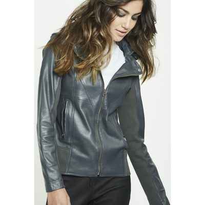 Hannah Burnished Leather