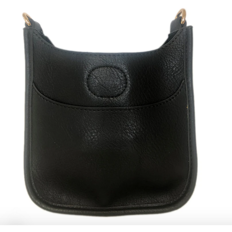 Petite Leather Messenger