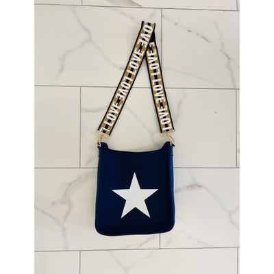 Star Neoprene Messenger no strap
