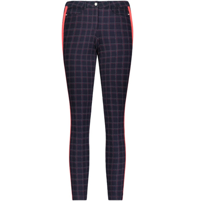 Eliza Plaid Pants
