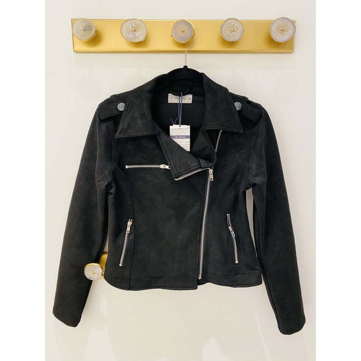 Jeanette Suede Jacket