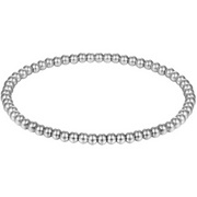 Stainless Steel Ball Stretch Bracelets