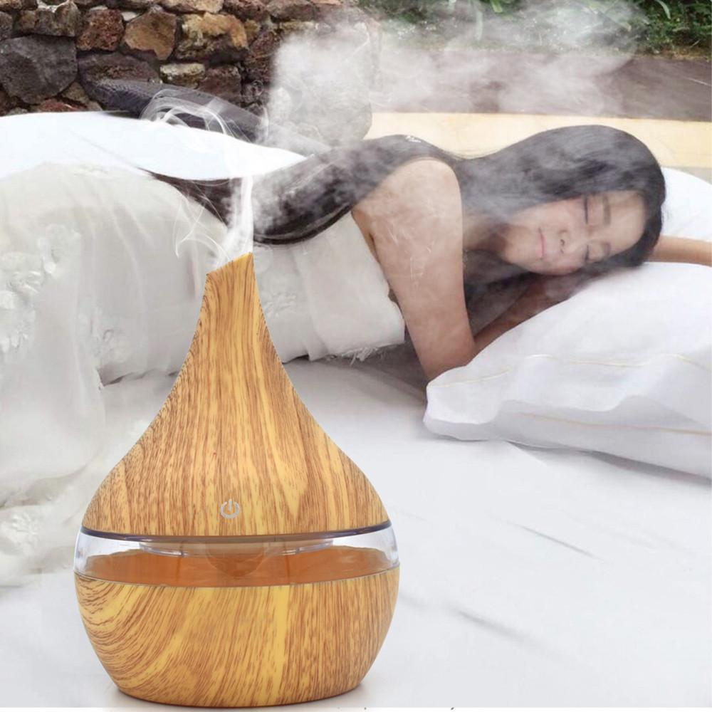 Air Aroma Essential Oil Diffuser Aroma Aromatherapy Humidifier