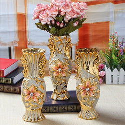 Vintage Chinese Style Flower Vase Wedding decoration