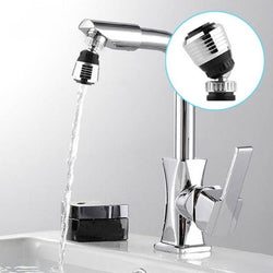 360 Degree Kitchen Water Faucet Saving Tap Bathroom Shower Head
