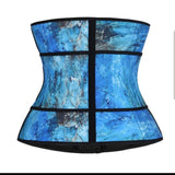 Blue Sea Hooks Latex Superior Quality Waist Trainers size M