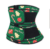 Christmas Zipped Double Straps Waist Trainers size: 2XS