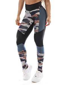 Legging Camo Workout