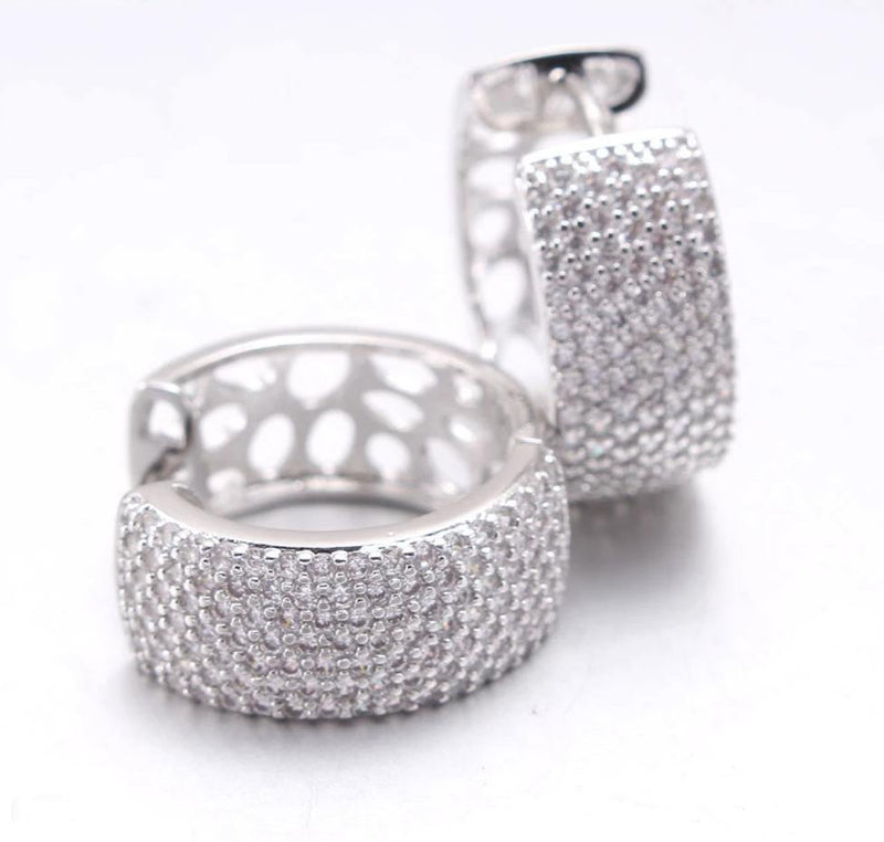 ELLA Hoop Earrings - rosetose