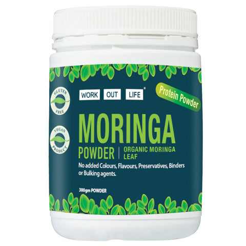 Moringa Powder Promotion