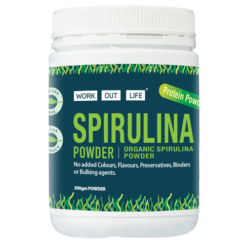 Spirulina Powder Promotion