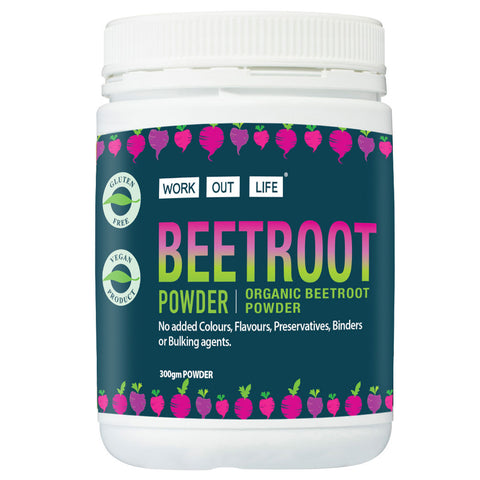 Beetroot Powder Promotion