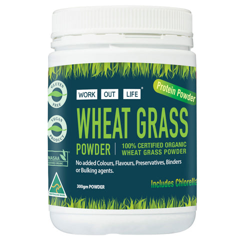 Wheat Grass Promotion