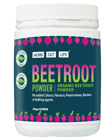 Work Out Life Beetroot Powder