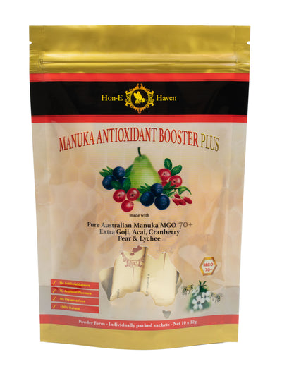 Manuka Honey Powder Anti-Oxidant Booster