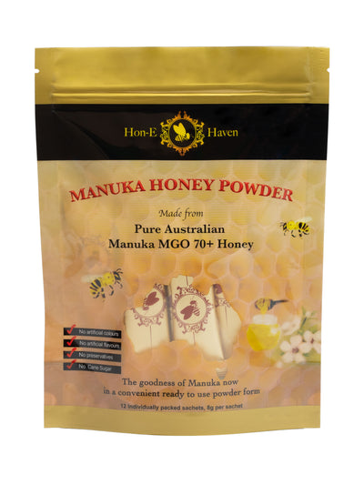 Hon-E Haven Australian Manuka honey powder
