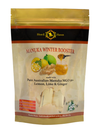 Hon-e Haven Manuka Winter Booster