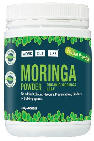 Work Out Life Moringa Leaf Powder