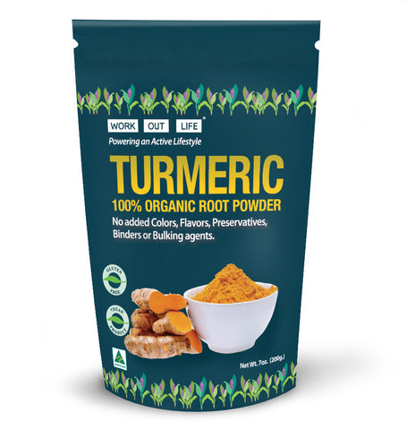 Work Out Life Turmeric Root Powder