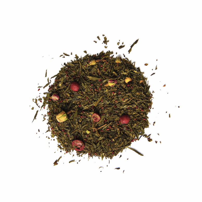Té Verde: 26. All Berries