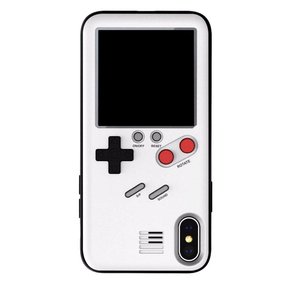 GBICASE™ | The World's Favourite Game Boy Iphone Case (36 Games)
