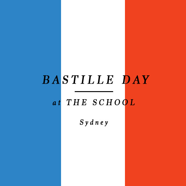 BASTILLE DAY  - SYDNEY 14 JULY 2018