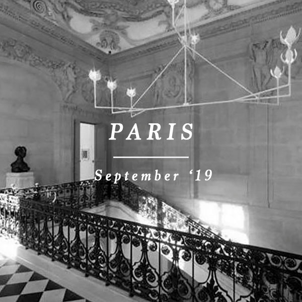 PARIS EXCURSION 2 - 6 SEPTEMBER 2019