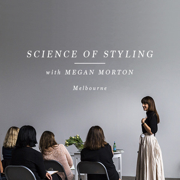SCIENCE OF STYLING - MELBOURNE 25 NOVEMBER 2018