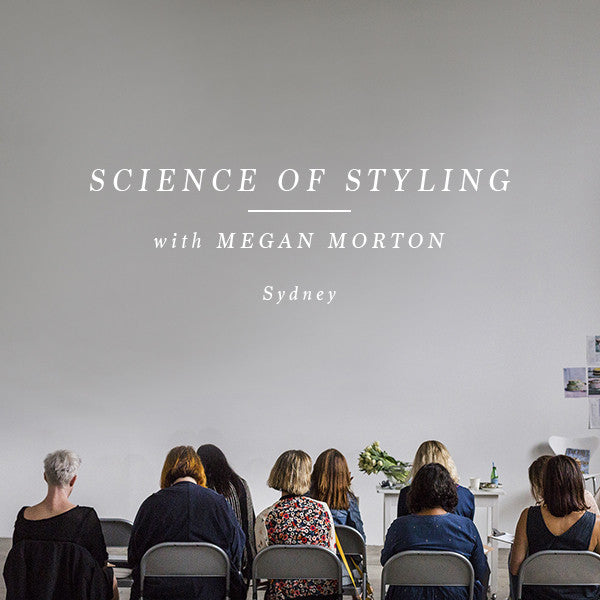 SCIENCE OF STYLING - SYDNEY 26 SEPTEMBER 2021