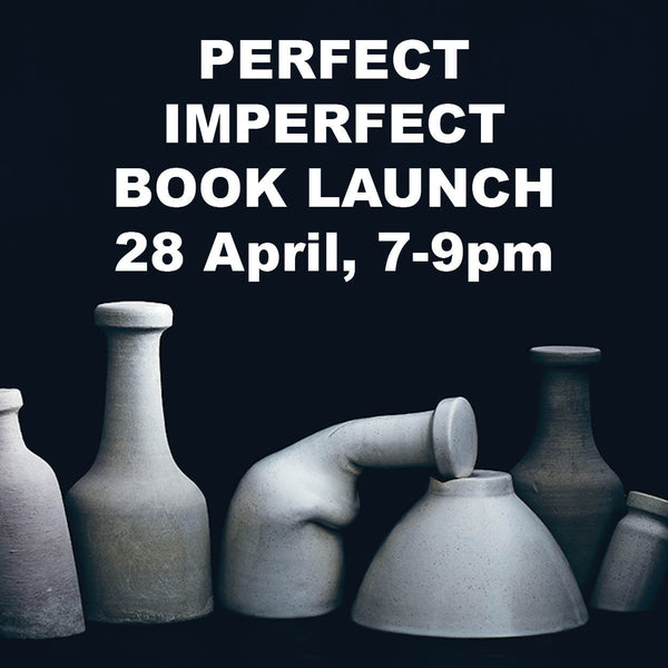 PERFECT IMPERFECT - BOOK LAUNCH