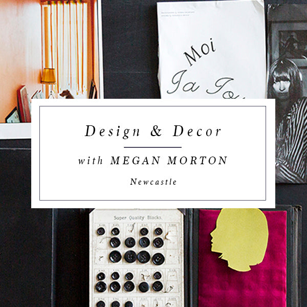 DESIGN & DECOR - NEWCASTLE 8 APRIL 2018