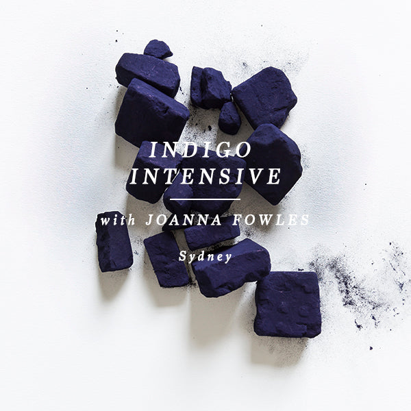 INDIGO INTENSIVE - SYDNEY 28 OCTOBER 2018