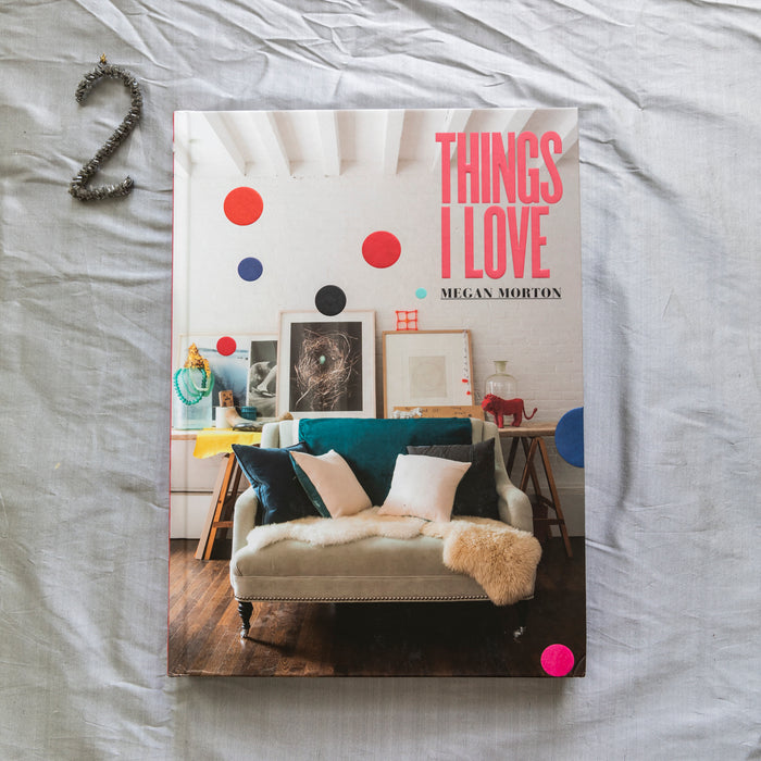 BOOKS 2. THINGS I LOVE