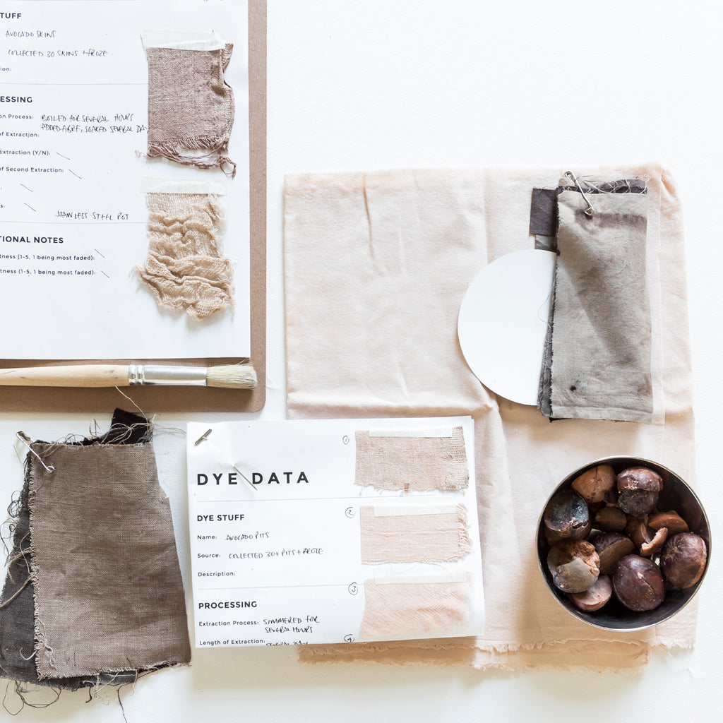 NATURAL DYE WEEKEND IMMERSION - SYDNEY 23 - 24 FEBRUARY 2019