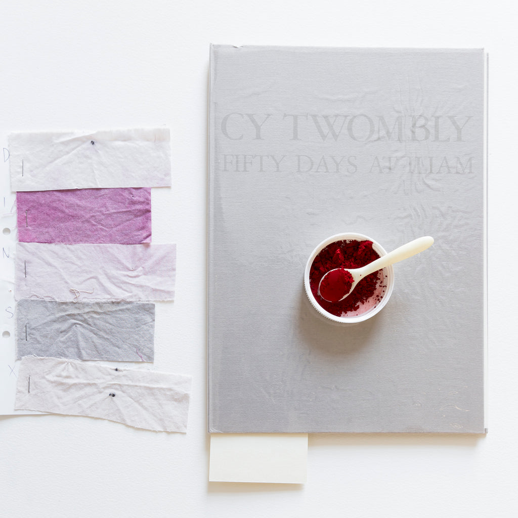 NATURAL DYE WEEKEND IMMERSION - SYDNEY 25 & 26 MAY 2019