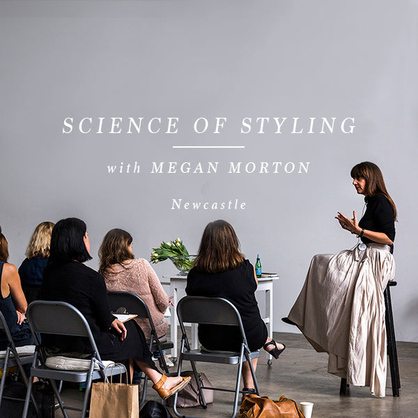SCIENCE OF STYLING - NEWCASTLE 7 APRIL 2018