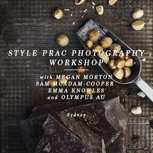 STYLE PRAC PHOTOGRAPHY WORKSHOP - SYD 26 MAY 2018