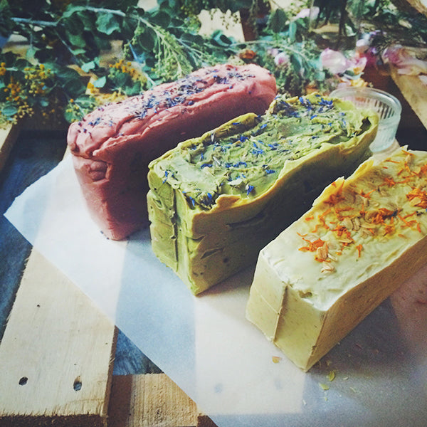SOAP MAKING - 7th APRIL 2018 - Have Yourself a Pre-Mother's Day Mother's Day