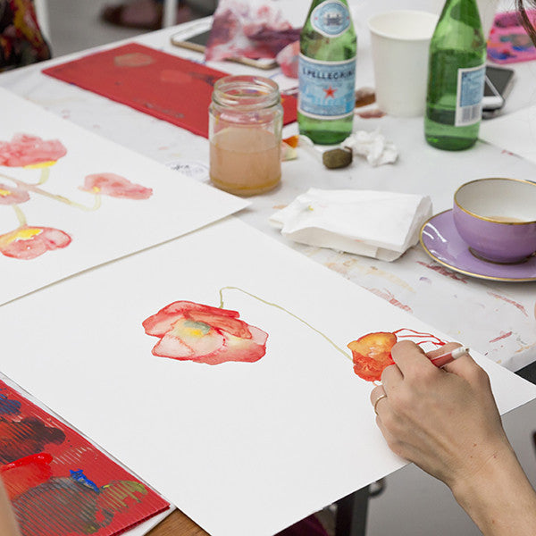 WATERCOLOUR 101 - SYDNEY 18 MAY 2019