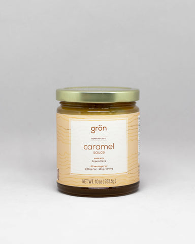 Hemp-Infused Caramel Sauce - The Verist
