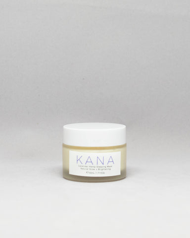 Lavender CBD Sleeping Mask - The Verist