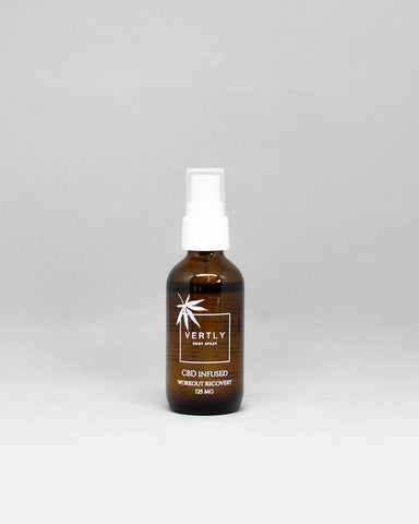 CBD Recovery Body Spray - The Verist