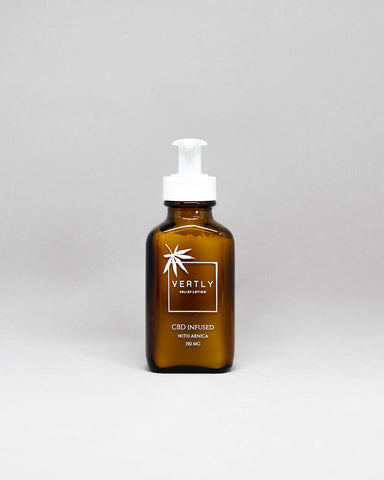 CBD Relief Lotion - The Verist